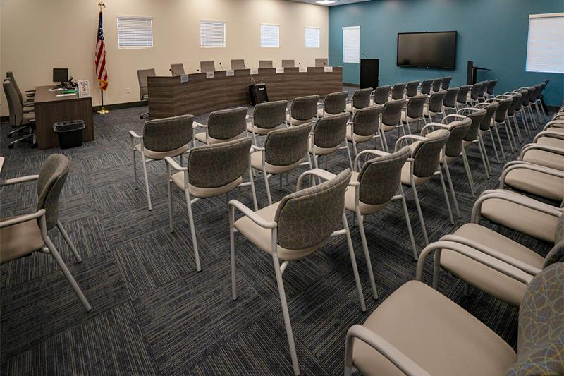 Greater Boca Raton Beach and Parks District Assembly Room
