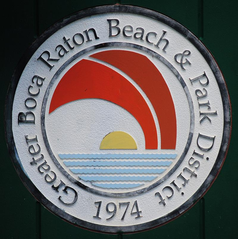 Greater Boca Raton Beach and Parks District Seal