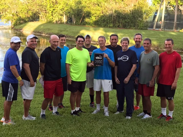 Kings Night League Summer Champions