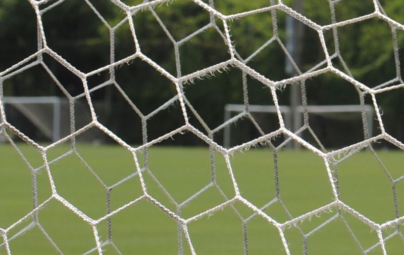 Goal at FAU soccer field